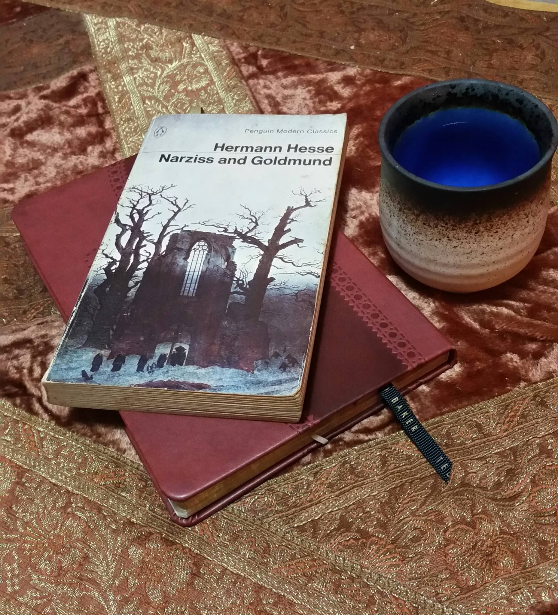 On Narziss And Goldmund By Hermann Hesse Isobel Blackthorn