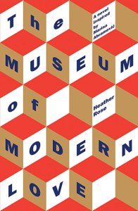 The Museum of Modern Love by Heather Rose, winner of the 2017 Stella Prize. Read more of my reviews at https://isobelblackthorn.com/my-book-reviews/