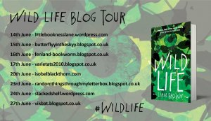Liam Brown Wild Life released by Legend Press