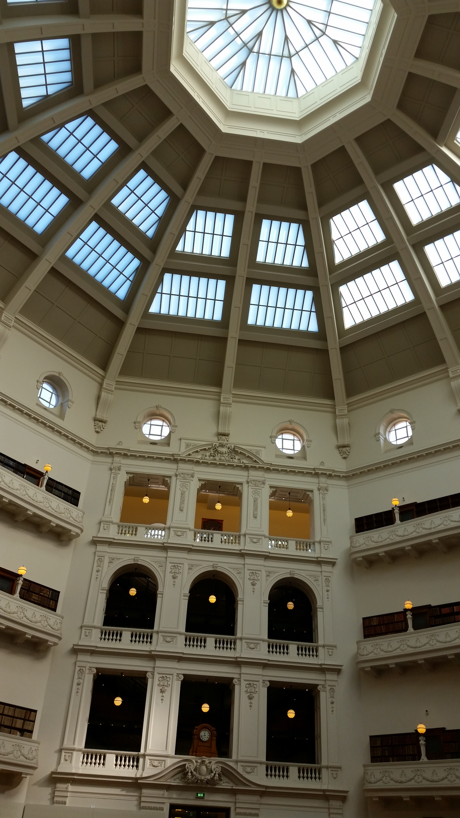 Charles La Trobe and my visit to the State Library of Victoria ...
