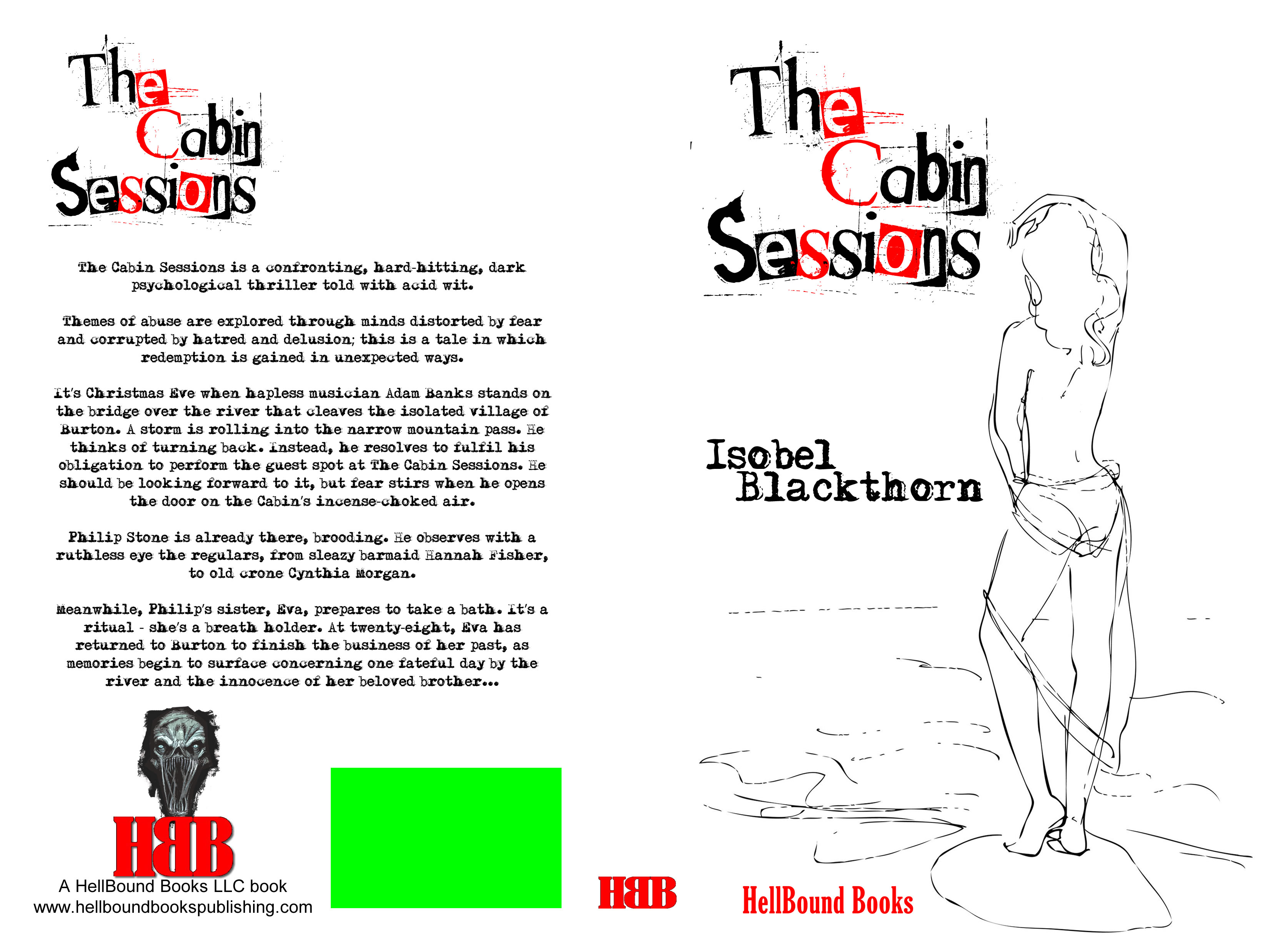 The Cabin Sessions available for preorder – Isobel blackthorn