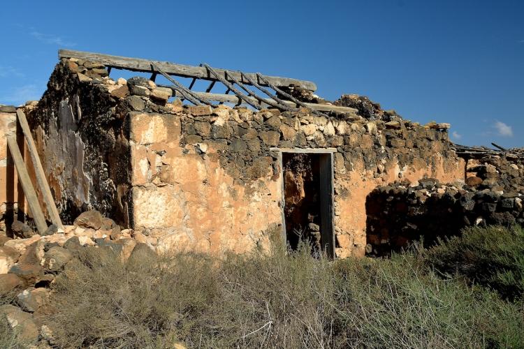 Fuerteventura ruins