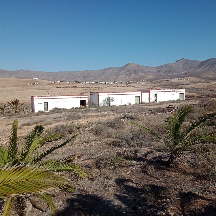 Concentration camp for gay men Tefia Fuerteventura