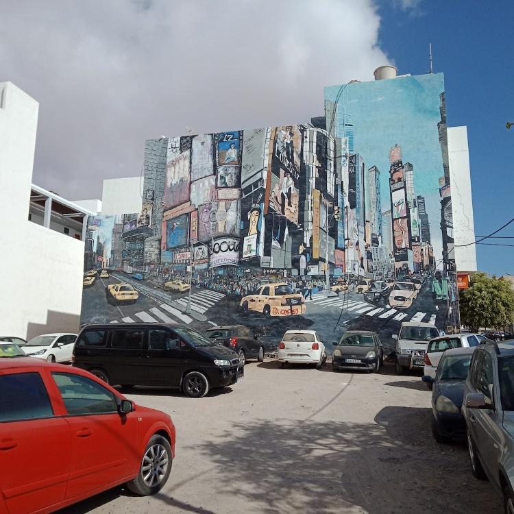 Street art Puerto del Rosario