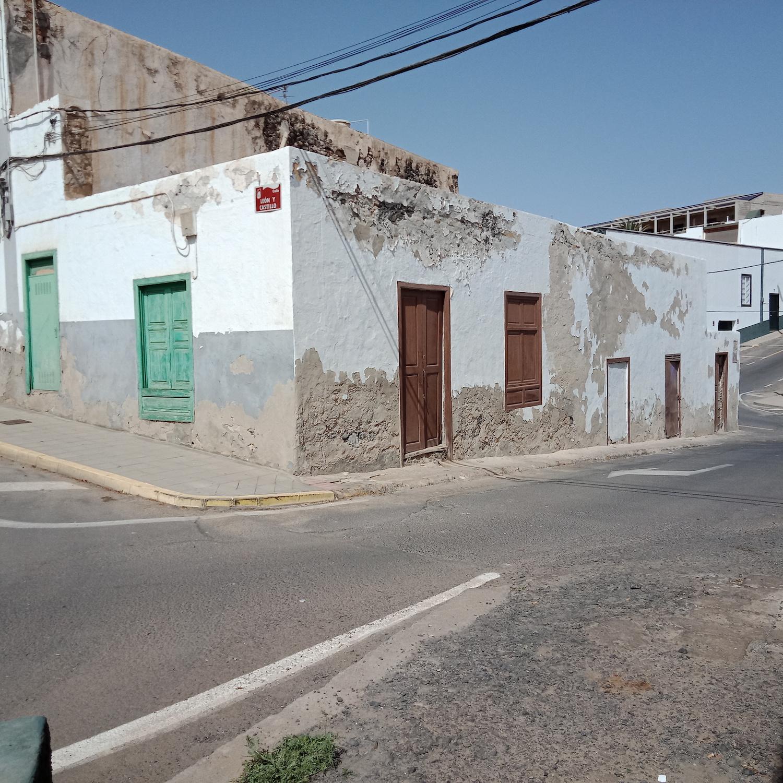 casa ruinas ruins Fuerteventura old hotel
