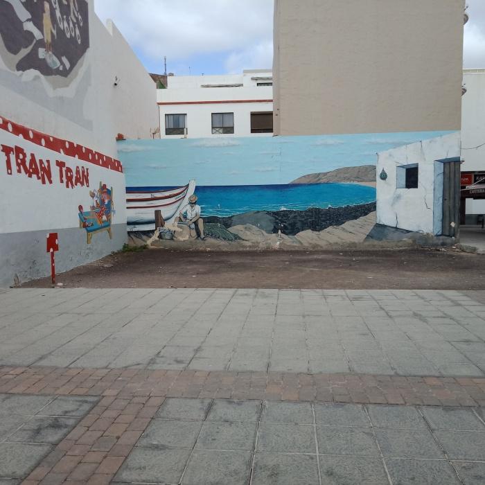 Mural Gran Tarajal