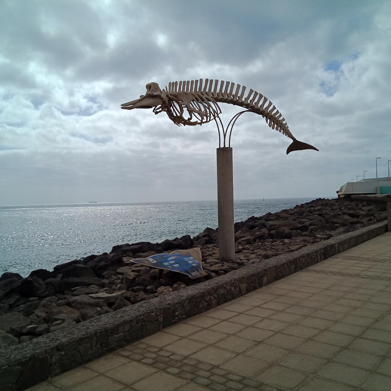 Sculpture Gran Tarajal