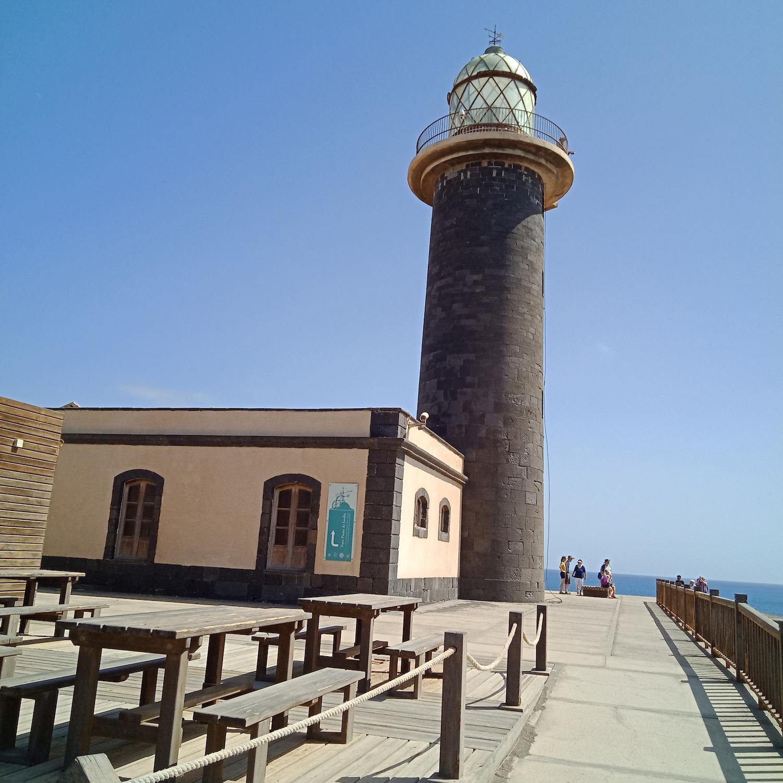 Lighthouse Jandía Fuerteventura