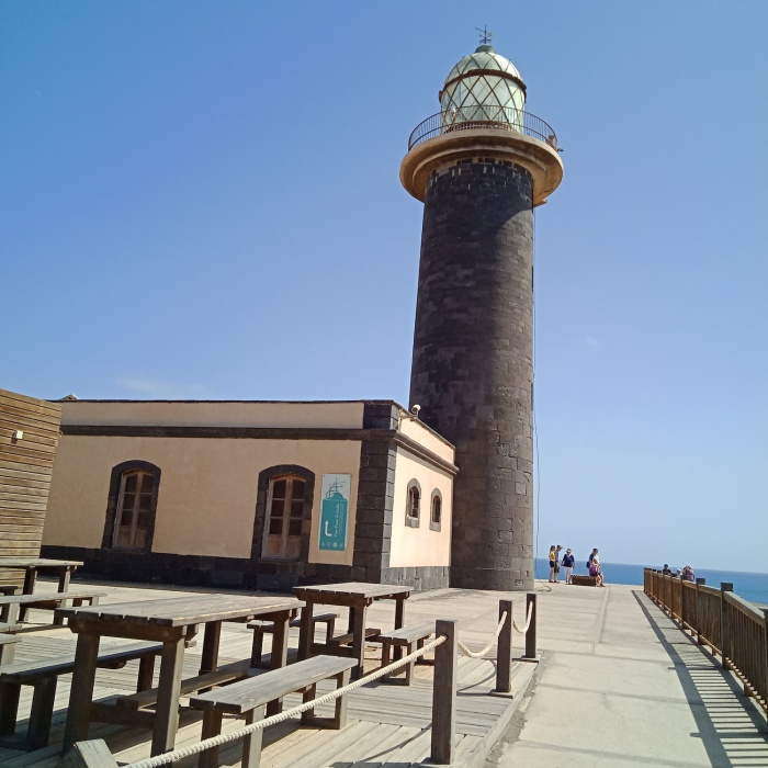 Lighthouse Jandía Fuerteventura