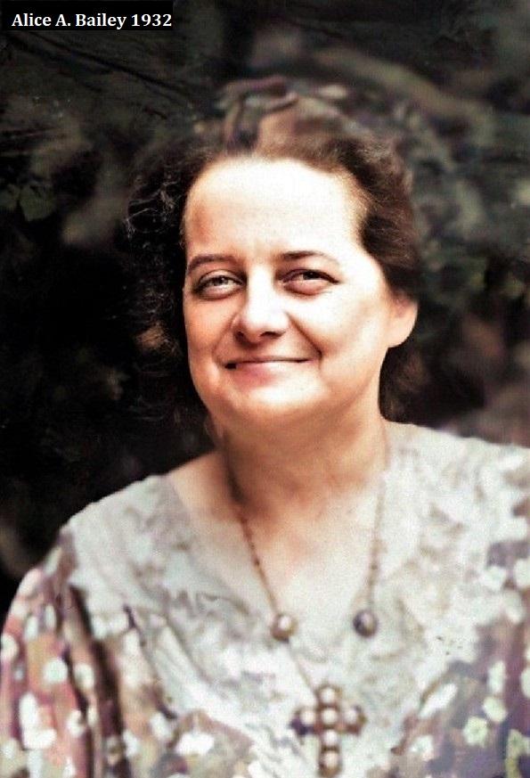 Alice Bailey